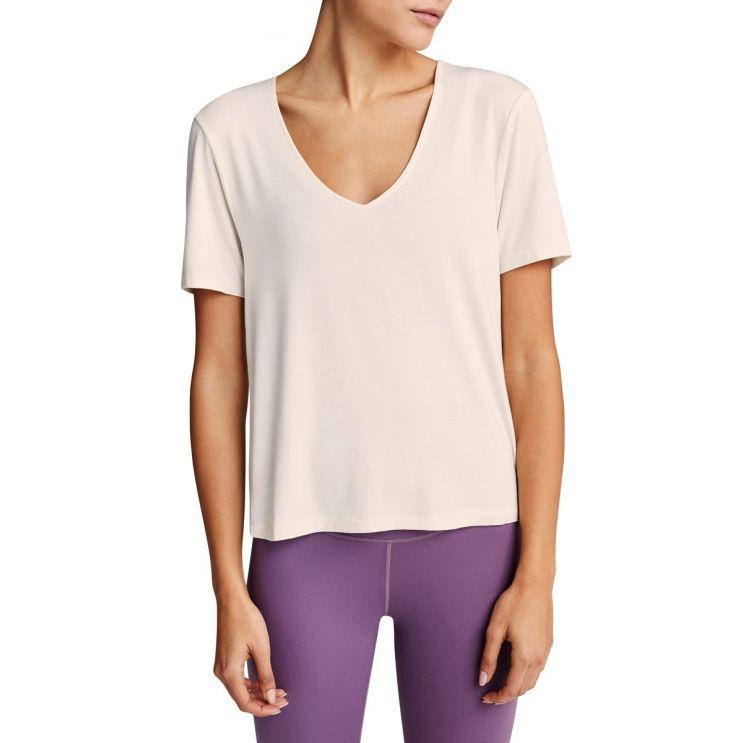 Varley Ivory Holly T-Shirt