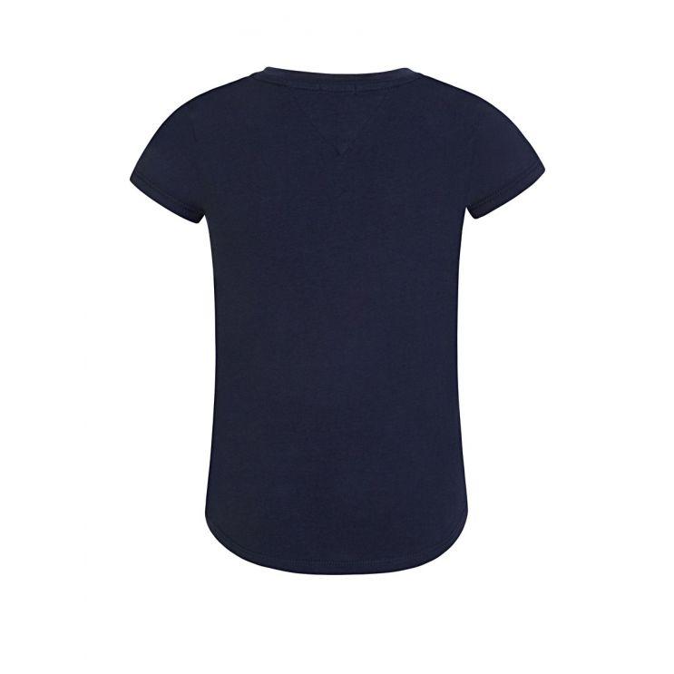 Tommy Hilfiger Kids Navy Essential Logo T-Shirt