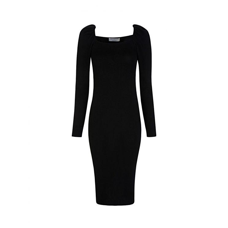 Philosophy Di Lorenzo Serafini Black Dress