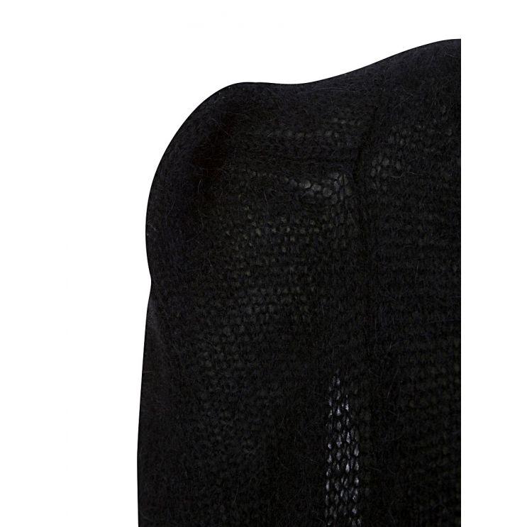 Philosophy Di Lorenzo Serafini Black Knitted Jumper