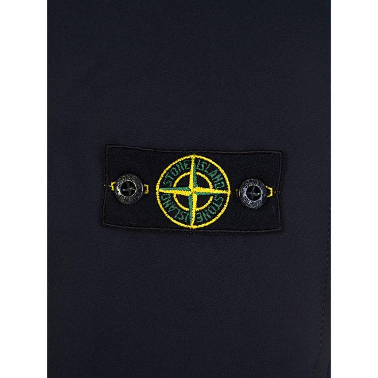 Stone Island Junior Navy Lightweight Jacket