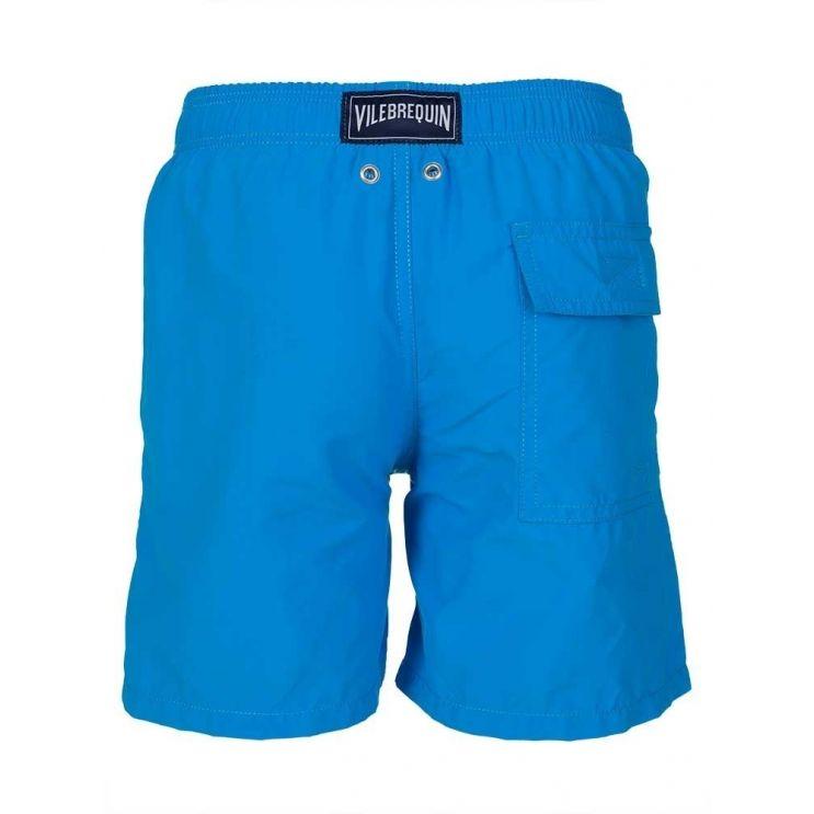 Vilebrequin Junior Blue Water Active Shark Swim Shorts