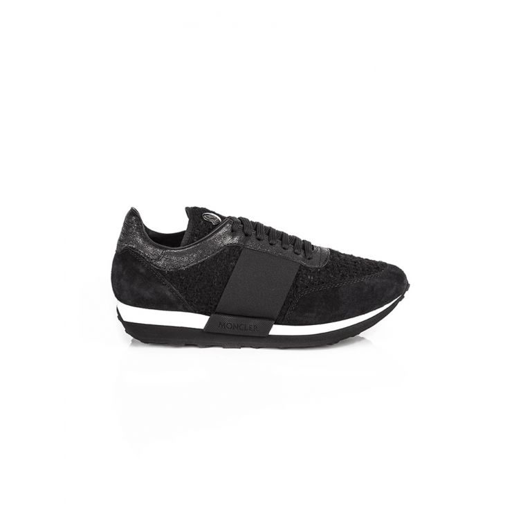 Moncler Black Louise Trainers