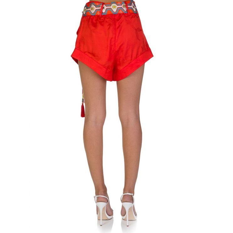 Camilla Faraway Tree High Cut Tie Shorts