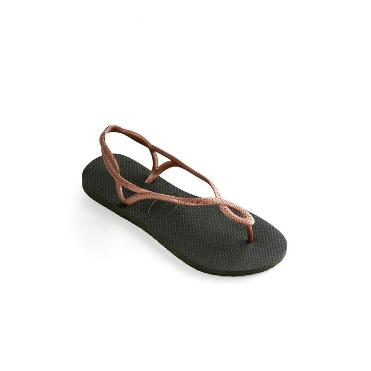 Havaianas Olive Green Sandals