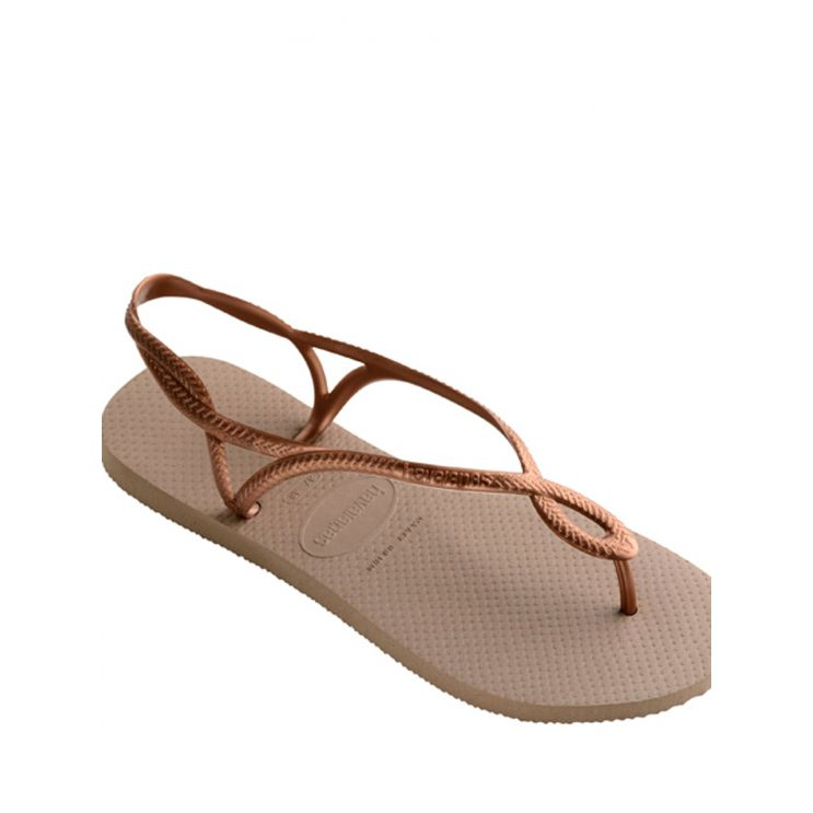 Havaianas Gold Sandals