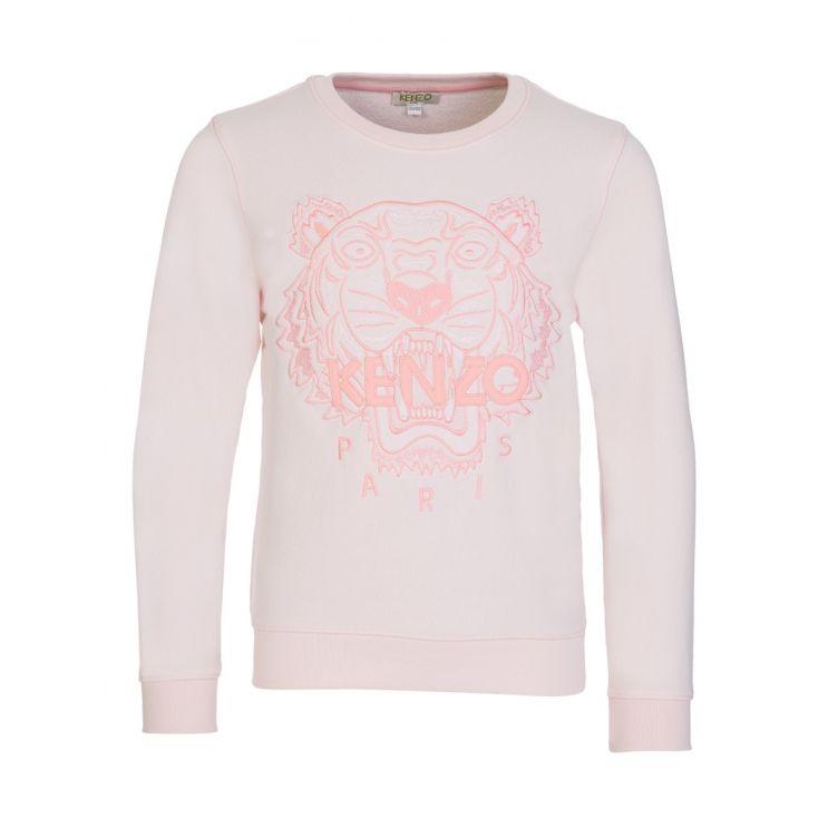 KENZO Kids Pink Sweatshirt