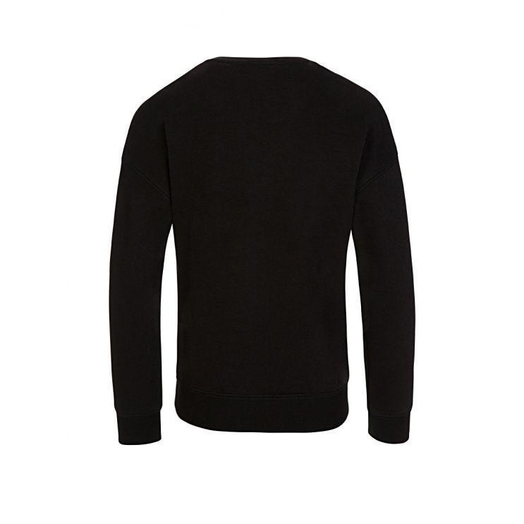 KENZO Kids Black Metallic Tiger Sweatshirt