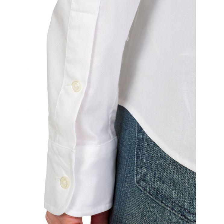 Polo Ralph Lauren White Slim Fit Shirt