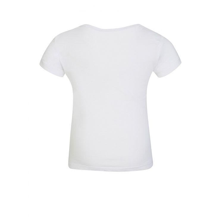 Baby KENZO Kids White Flower Tiger T-Shirt