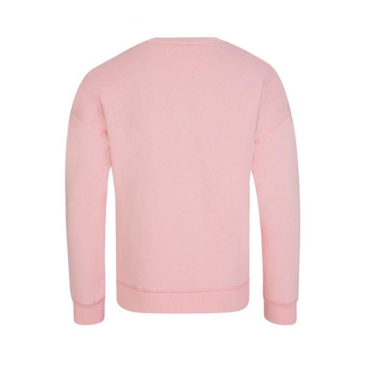 KENZO Kids Pink Tiger Logo Sweatshirt