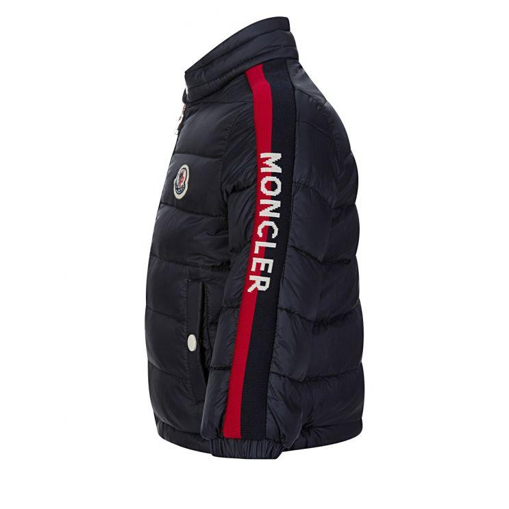 Moncler Enfant Navy Acteon Jacket