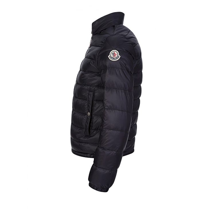 Moncler Enfant Navy Tarn Puffer Jacket