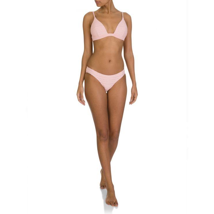 Heidi Klein Pink Hipster Bikini Bottoms