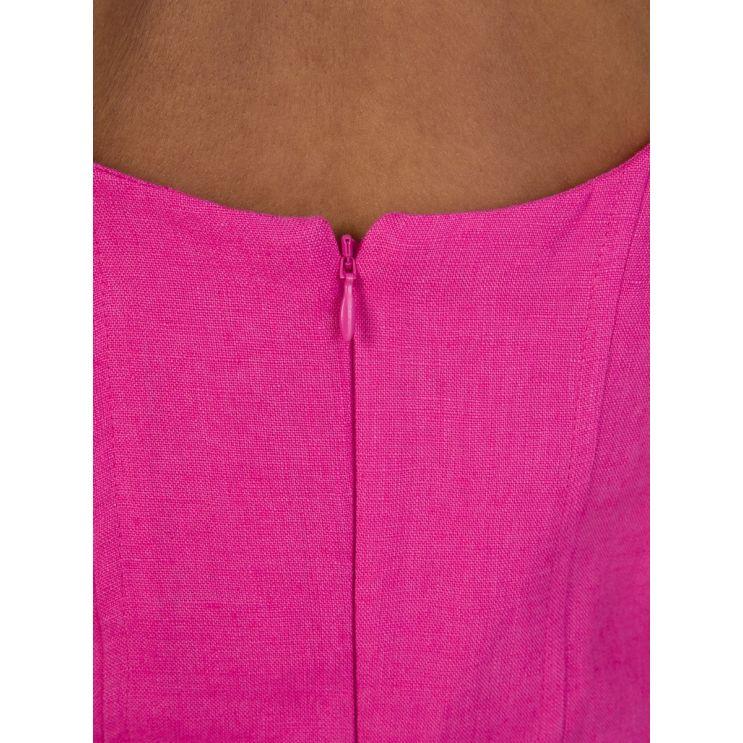 Bec + Bridge Fuchsia Pink Funk Dress