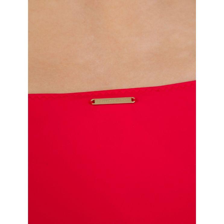 Stella McCartney Red Bikini Bottoms