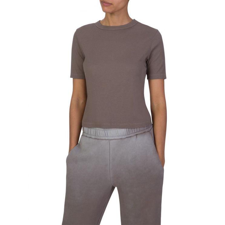 Cotton Citizen Grey Verona T-Shirt