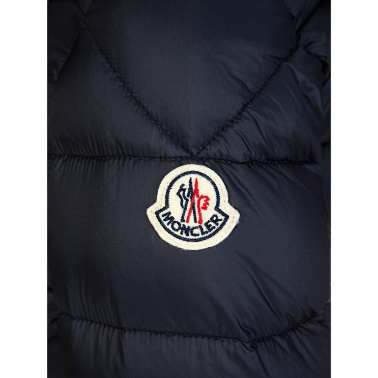 Moncler Enfant Navy New Gastonet Jacket