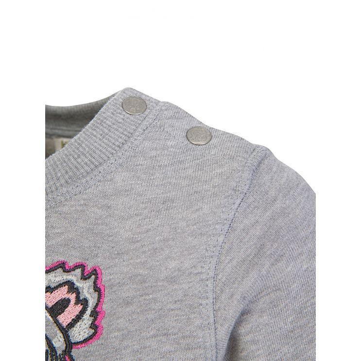 Baby KENZO Kids Grey Tiger Sweatshirt
