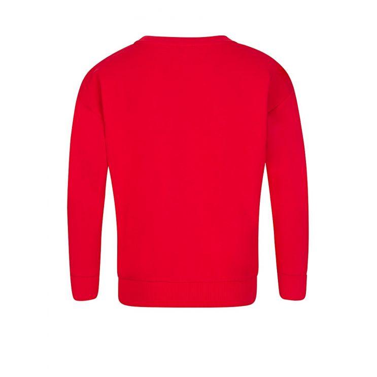KENZO Kids Red Tiger Flower Sweatshirt