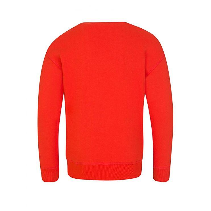 KENZO Kids Orange Japan Tiger Sweatshirt