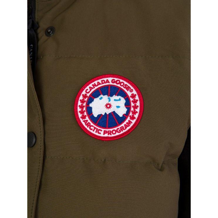 Canada Goose Green Freestyle Gilet