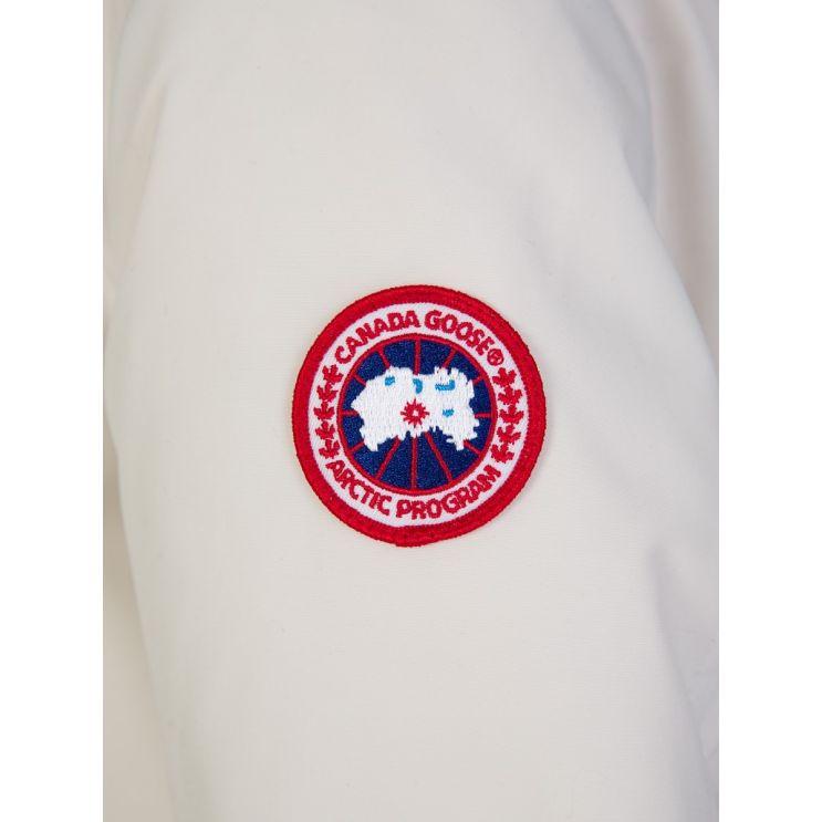 Canada Goose Cream Rossclair Parka