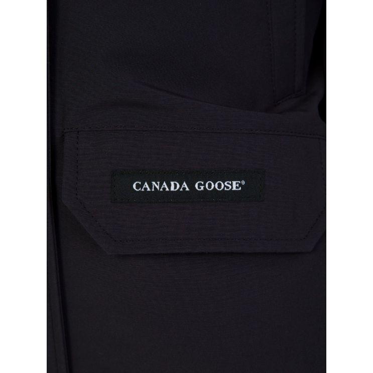 Canada Goose Navy Chilliwack Bomber Jacket
