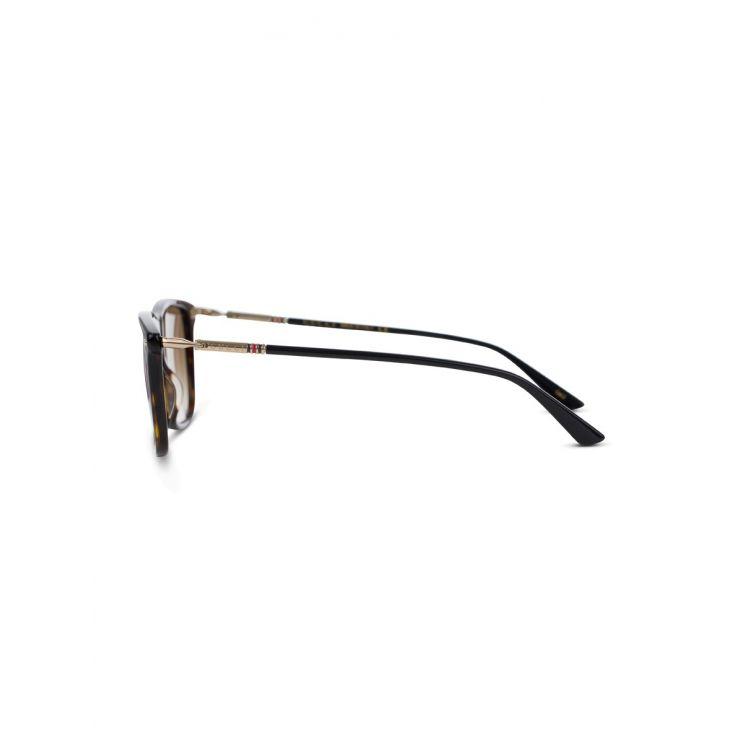 Gucci Gold Wayfarer-Style Sunglasses