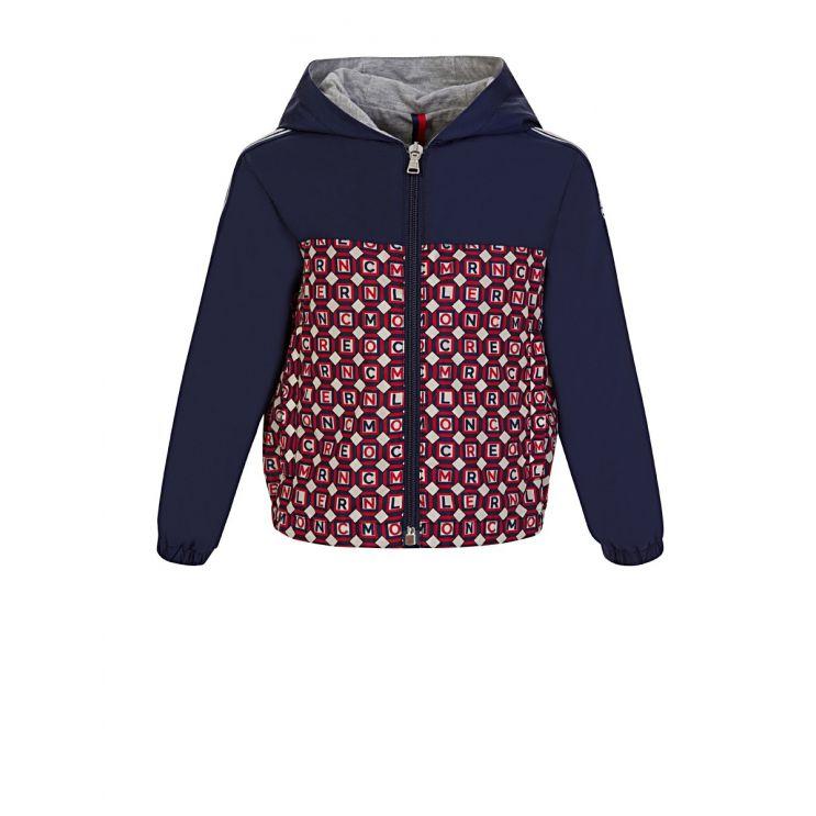 Moncler Enfant Navy Rasis Jacket