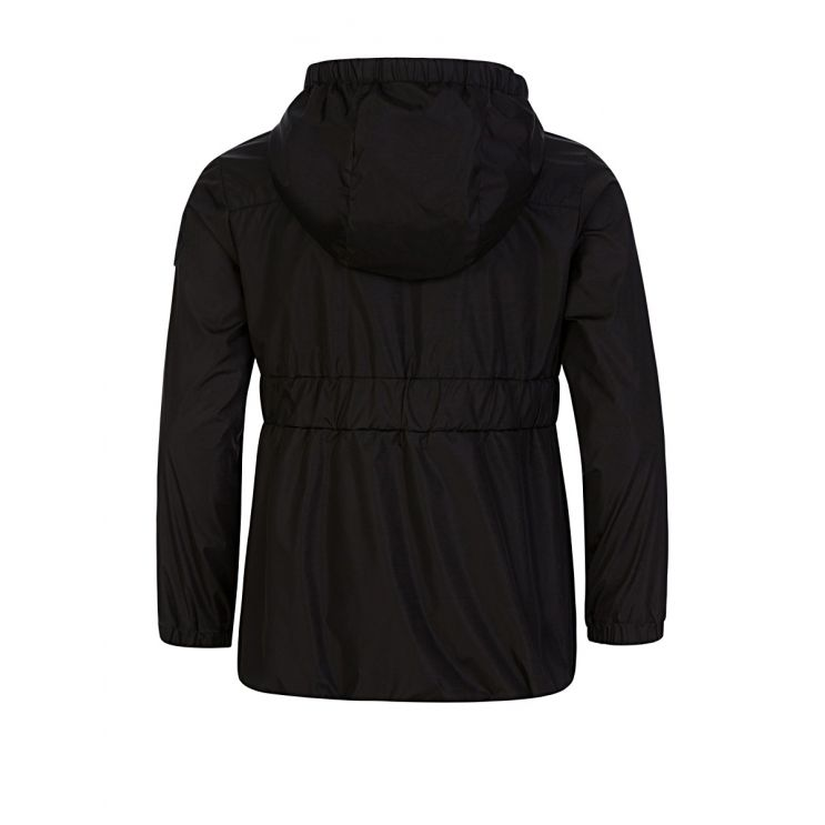 Moncler Enfant Black Cinabre Jacket