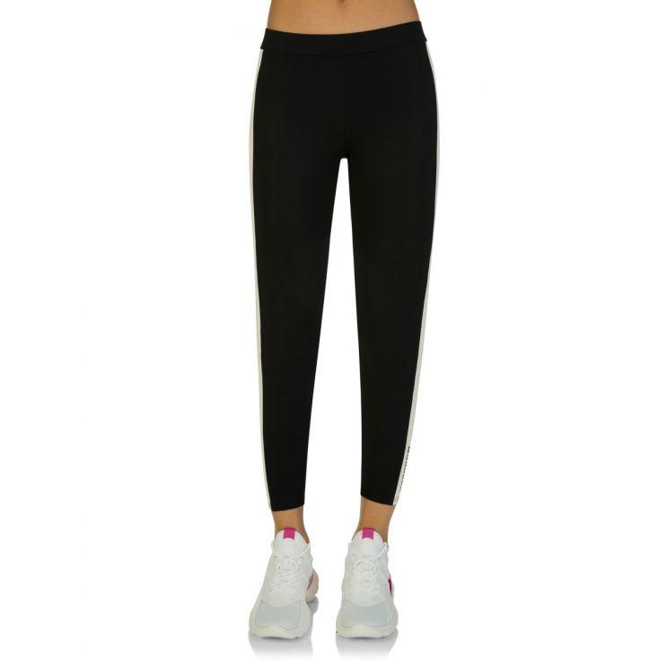 Moncler Black Skinny Leggings