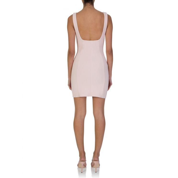 Bec + Bridge Pink Gemma Mini Dress