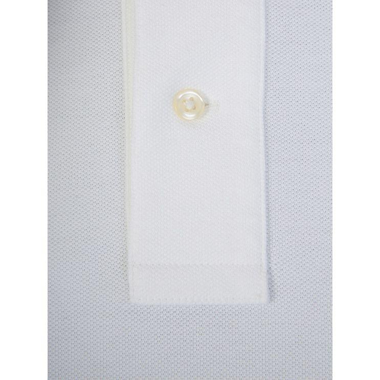 Polo Ralph Lauren White Long Sleeve Polo