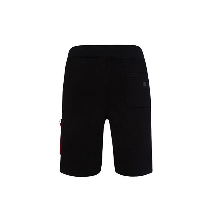 Alpha Industries Black X-Fit Cargo Shorts