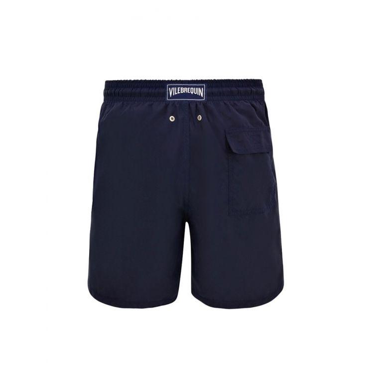 Vilebrequin Plain Navy Swim Shorts