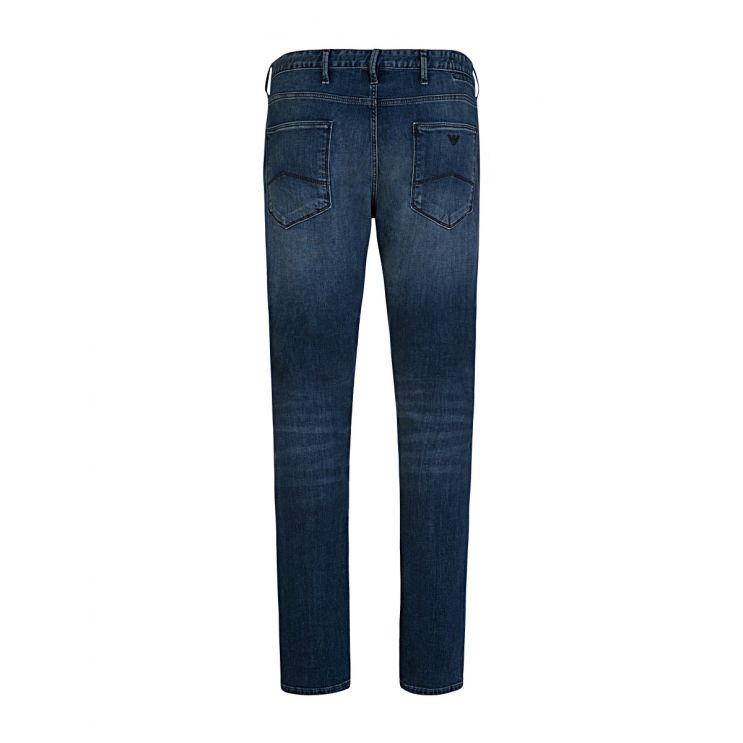 Emporio Armani Blue Denim J06 Slim Fit Jean
