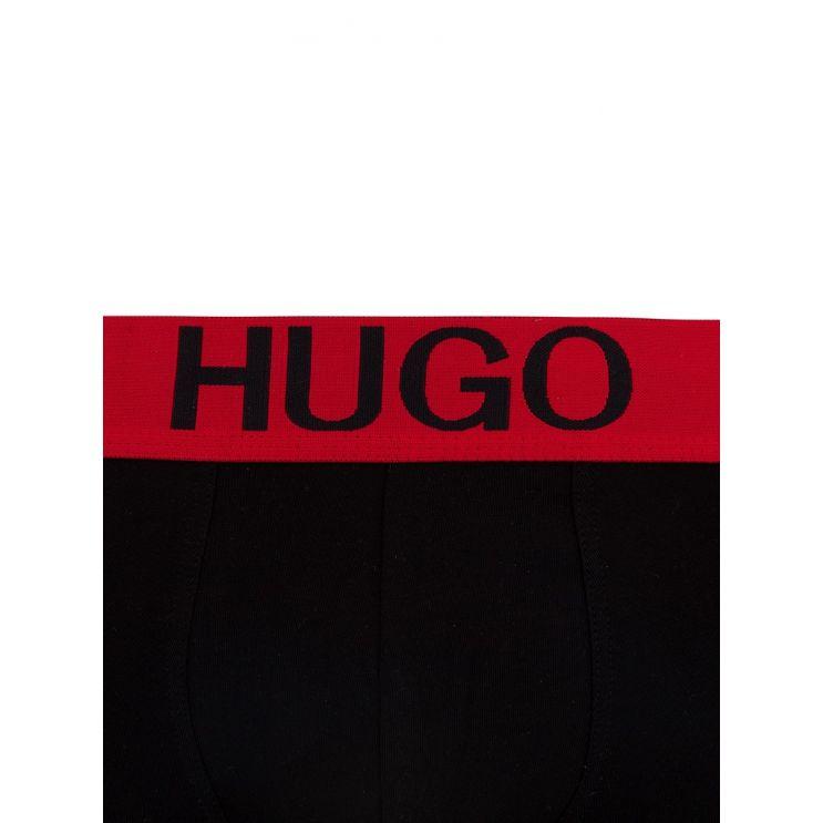 HUGO x Liam Payne Black Idol Trunk Boxer Shorts