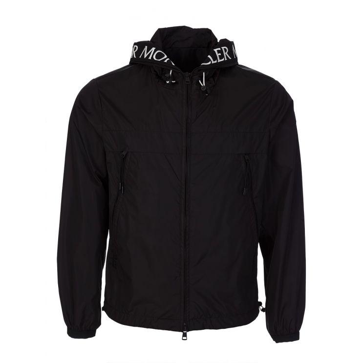 Moncler Black Masserau Jacket