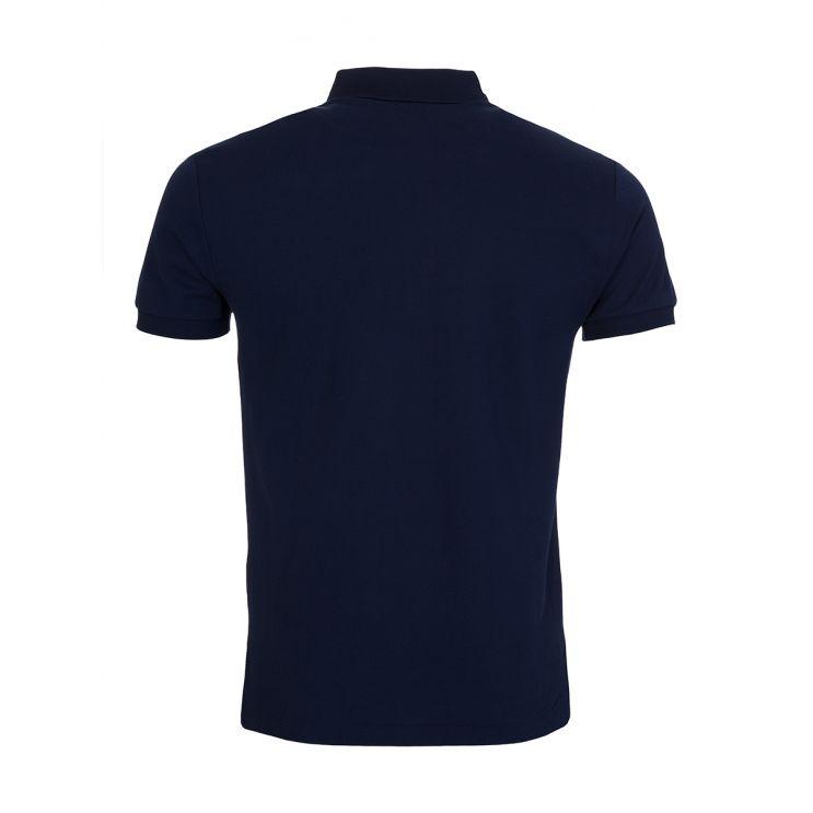 Polo Ralph Lauren Navy Slim Fit Stretch Mesh Polo