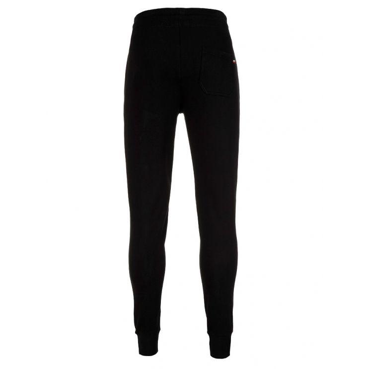 Moncler Black Cuffed Sweatpants
