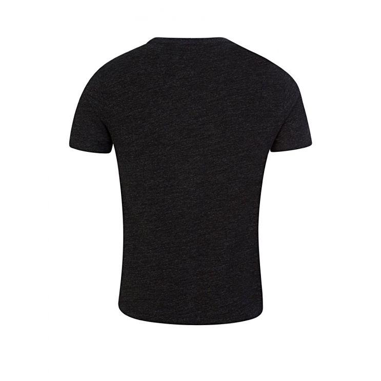 Polo Ralph Lauren Black Custom Slim Fit Cotton T-Shirt