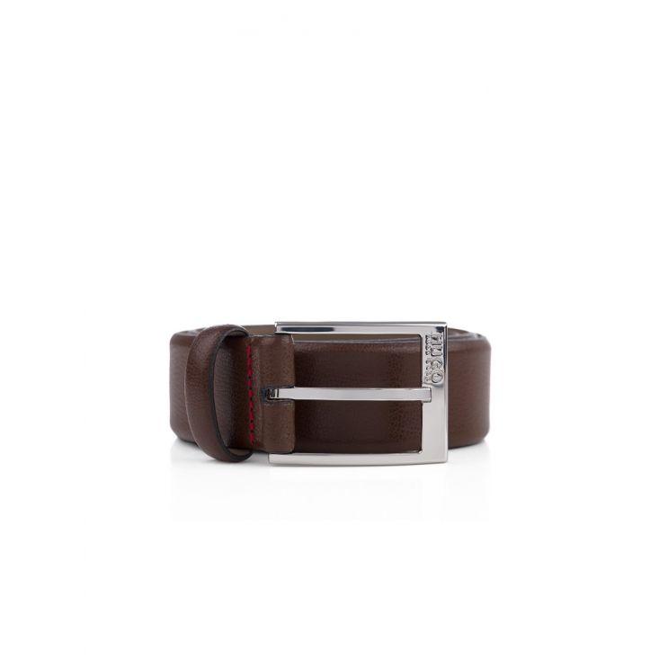 HUGO Brown Gellot Belt