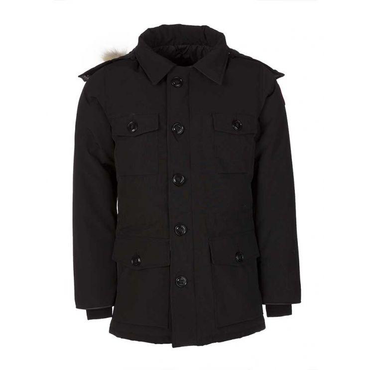Canada Goose Black Banff Coat