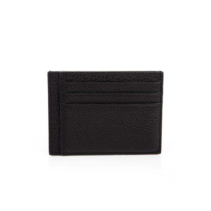 BOSS Black Credit Card Holder