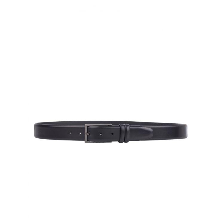 BOSS Black Leather Carmello Belt
