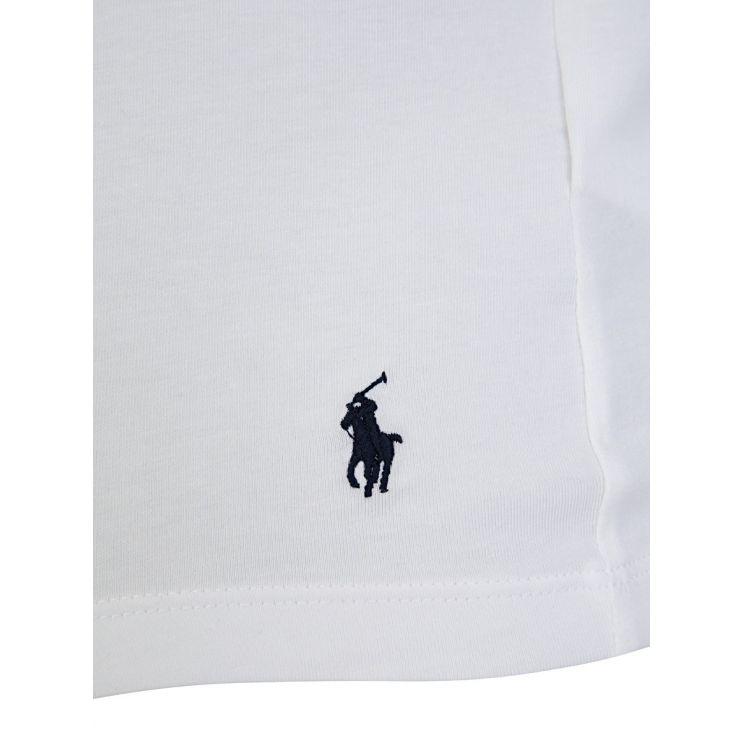 Polo Ralph Lauren White Twin Pack Lounge T-Shirt