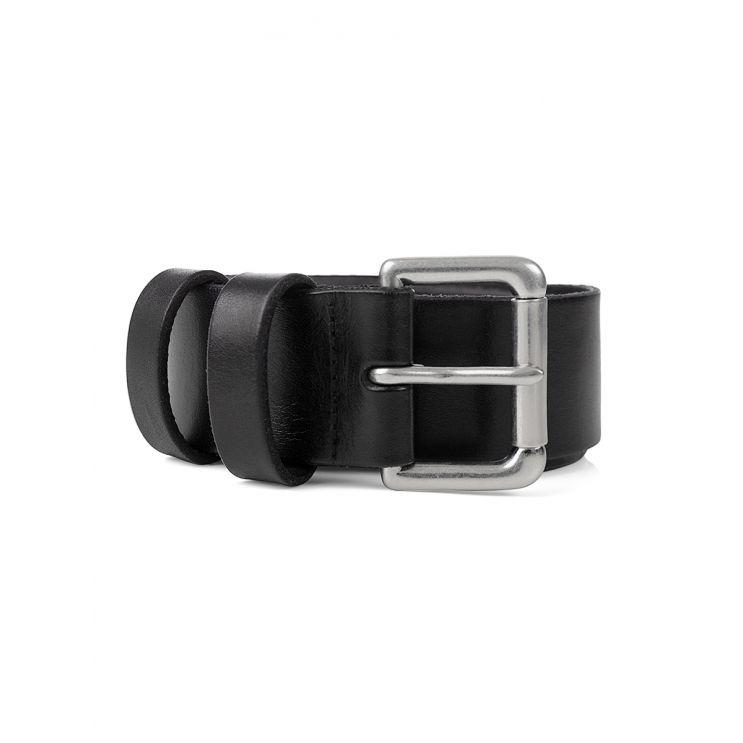 Polo Ralph Lauren Black Roller Belt