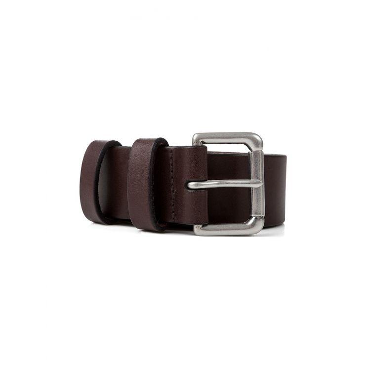 Polo Ralph Lauren Brown Roller Belt