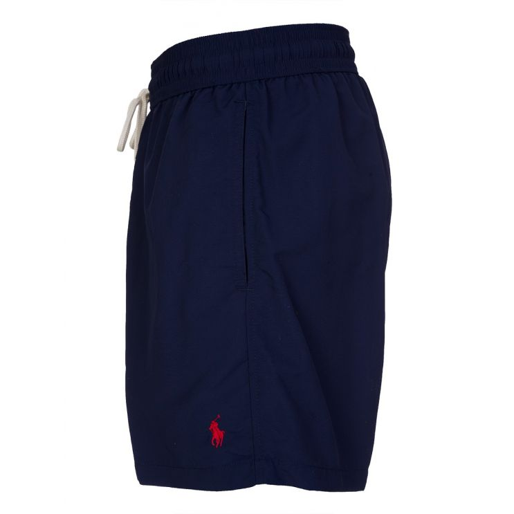 Polo Ralph Lauren Navy Traveller Swim Shorts